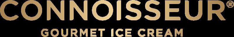 Connoisseur icecream logo